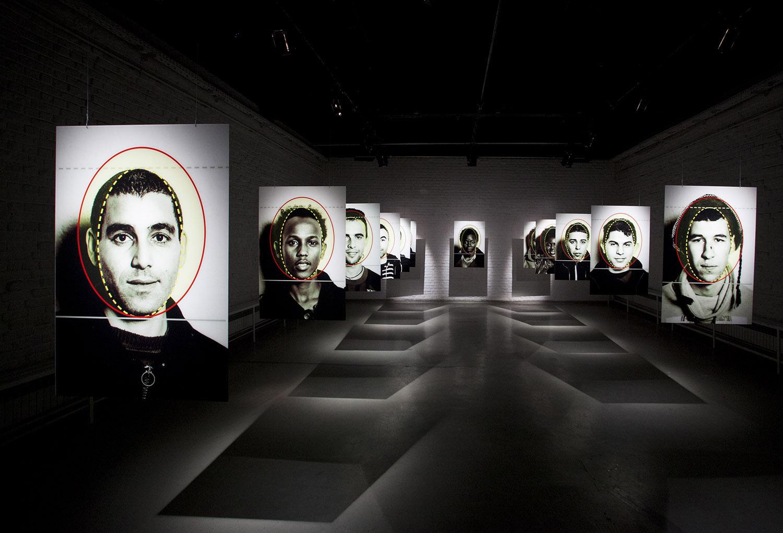 Photographic Installation @ SC Gallery, Zagreb, Croatia
