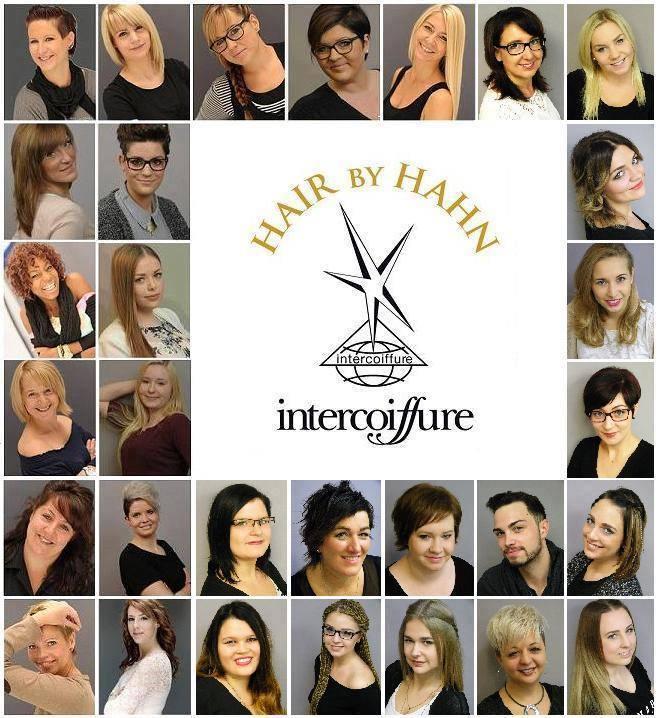 Das Team vom Intercoiffure Hair by Hahn gehört in der Region Ingelheim/Bad Kreuznach seit Jahren zu den aktivsten und erfolgreichsten Friseurunternehmen. Corina Hahn und Ihr Team von insgesamt 30 Stylisten sind Mitglied der Intercoiffure und bieten Ihren Kunden in 3 Salons fachliche Dienstleistungen auf höchstem Niveau. Sehr schöne Arbeiten findet man täglich auf der Facebook Fan Page   https://www.facebook.com/Intercoiffure-Hair-by-Hahn-251274378216479/  die inzwischen auch schon über 1600 Fans hat und sich großer Beliebtheit erfreut.