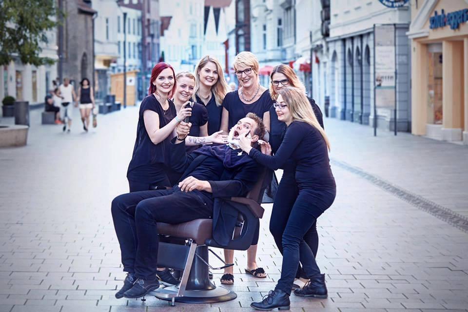 Brainstorming im hohen Norden im schönen Flensburg mit Andreas Ingwersen und dem Meyer & Marks Team.Ein sehr harmonisches und erfolgreiches Team mit einem sehr positiven Teamspirit.