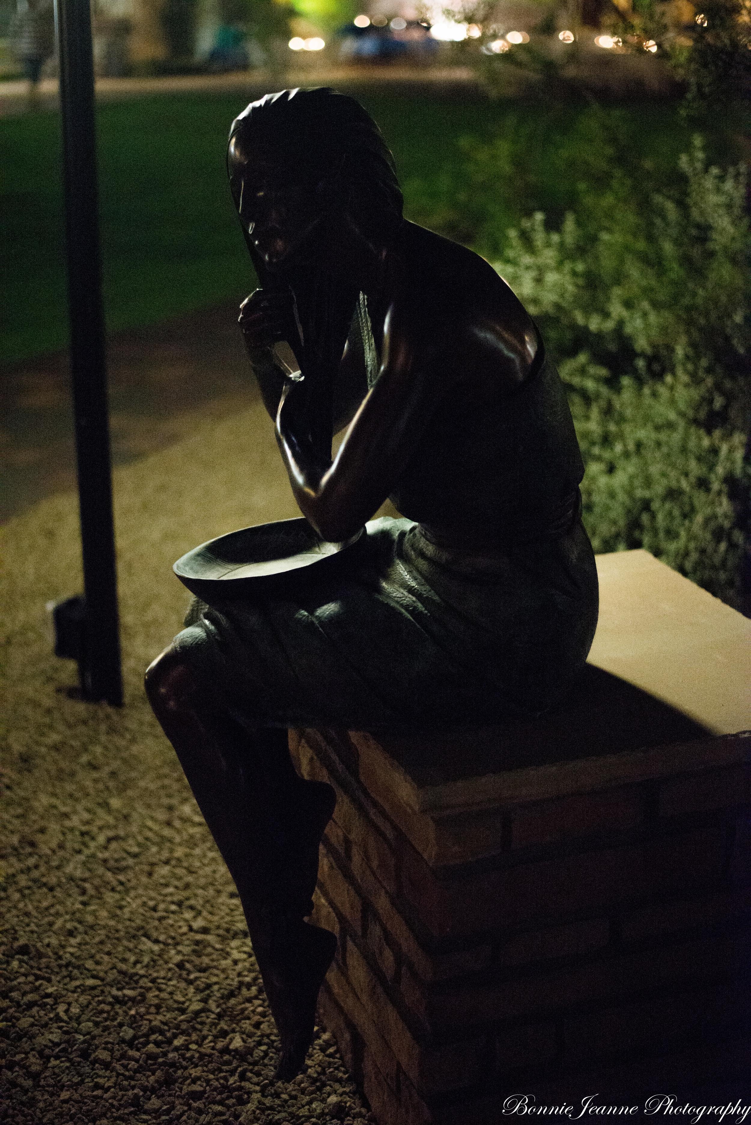 Contemplative Sculpture