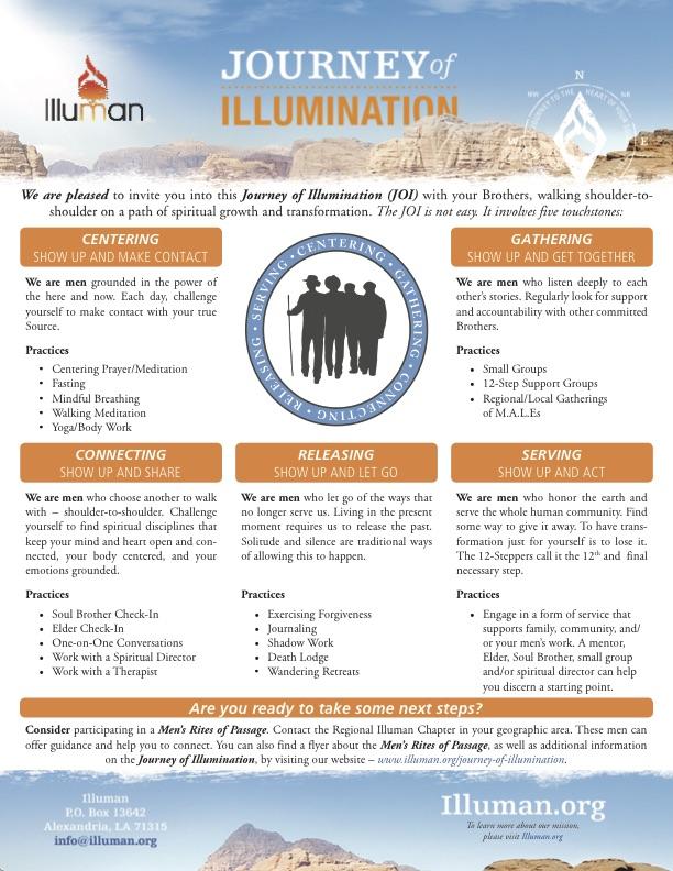 Journey of Illumination Flyer