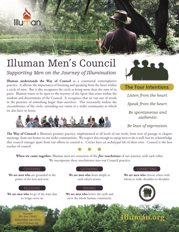 Way of Council Flyer