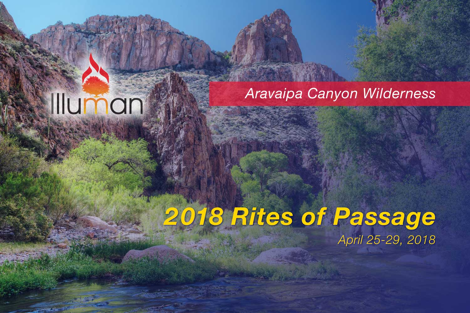 AZ MALES - Men's Rites of Passage 2018