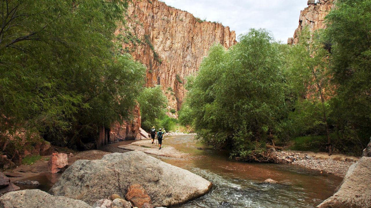 Aravaipa Canyon Ranch