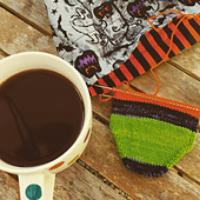 Halloween themed socks - perfect