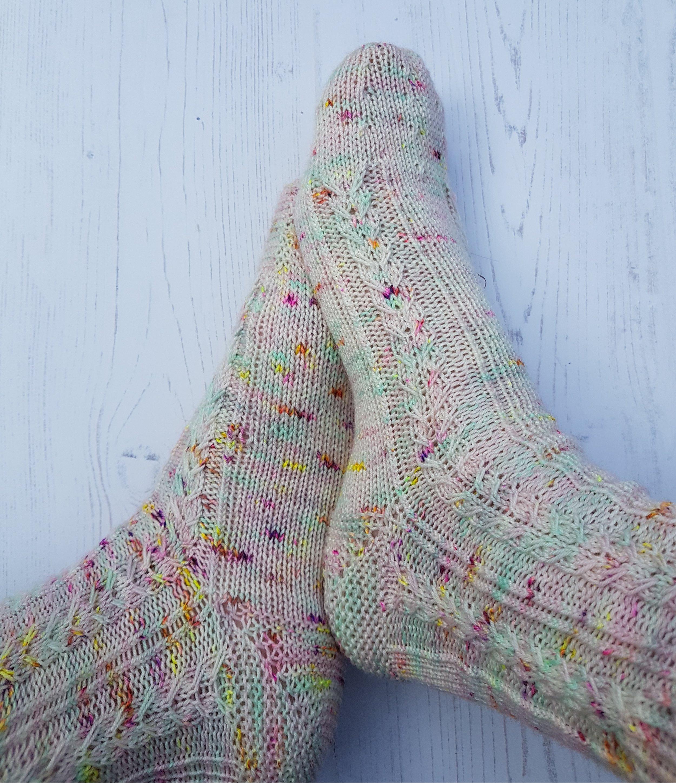 Socks with Sprinkles