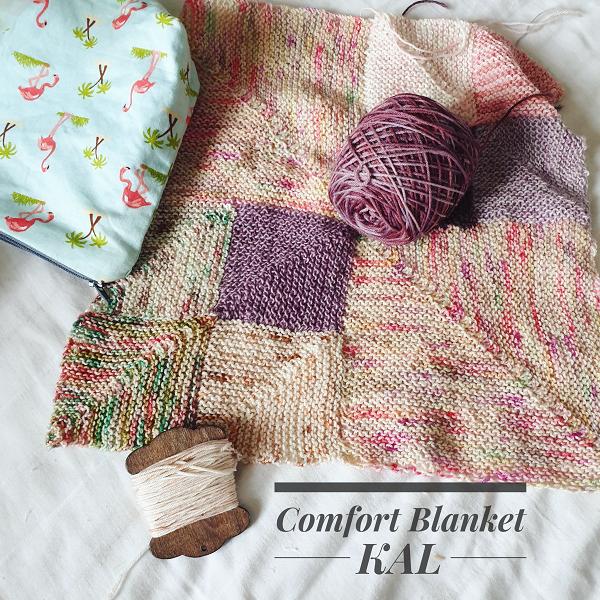 Comfort Blanket KAL