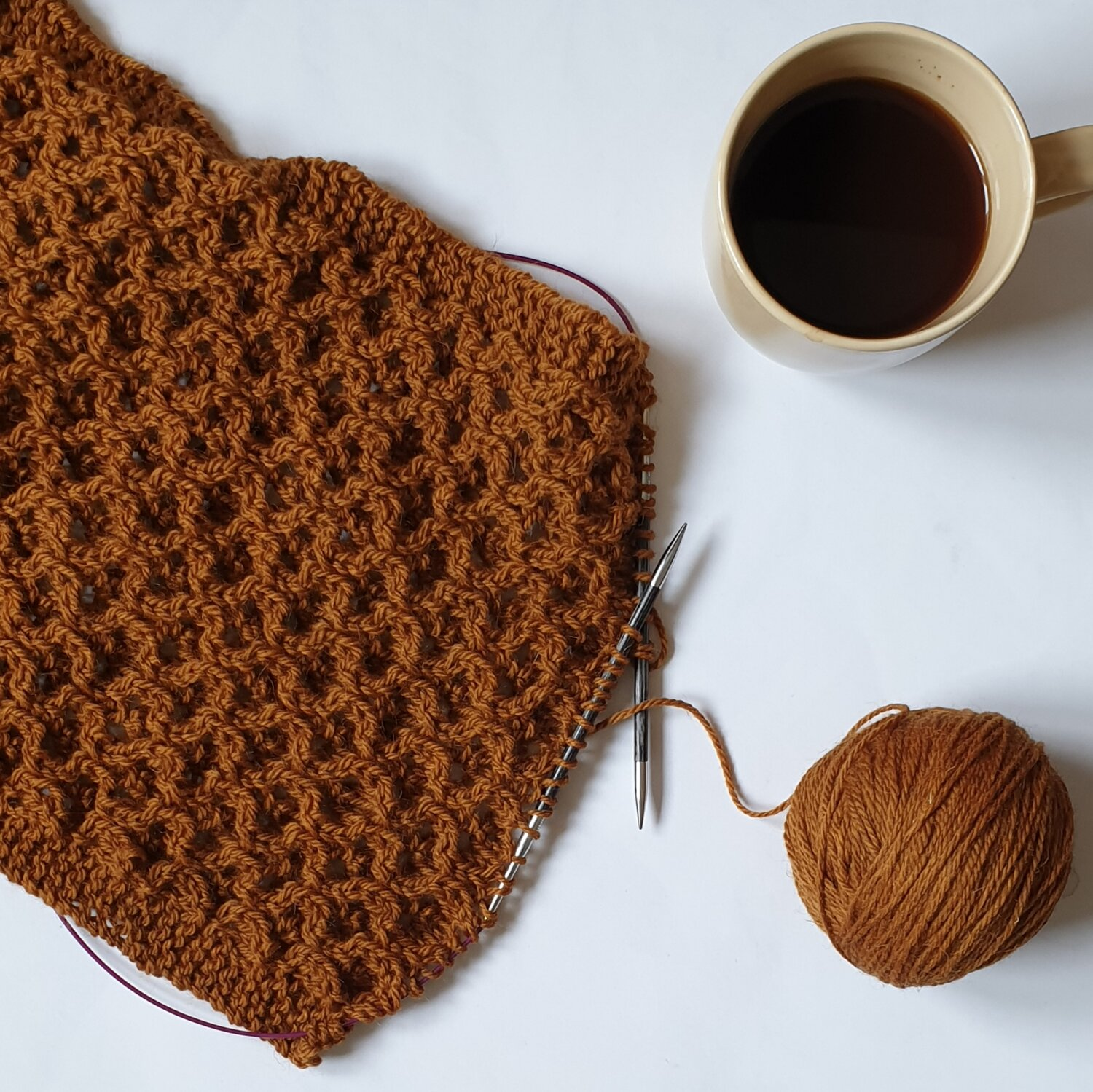 Coffee Break Cowl