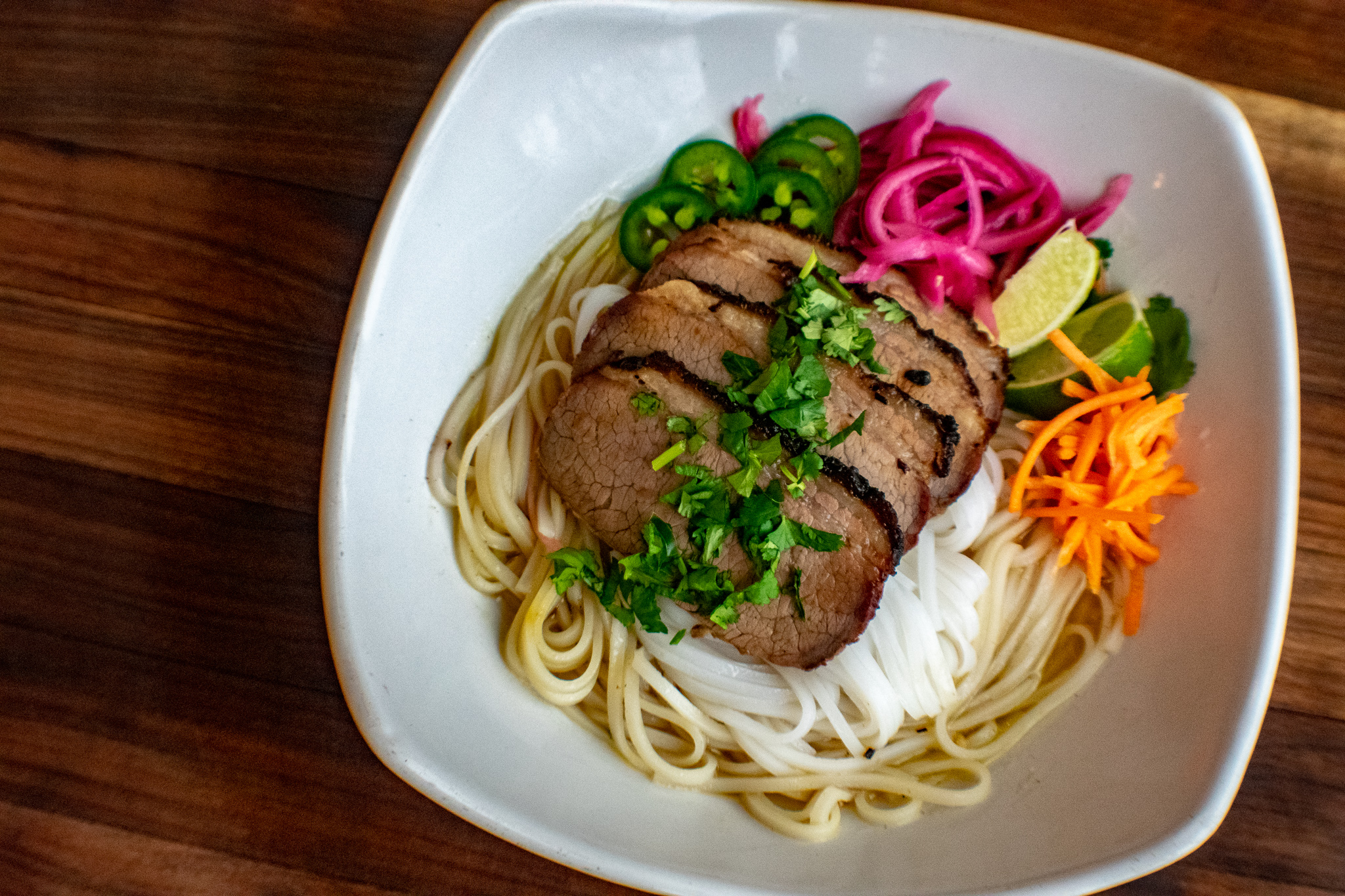Marinated Beef Phở
