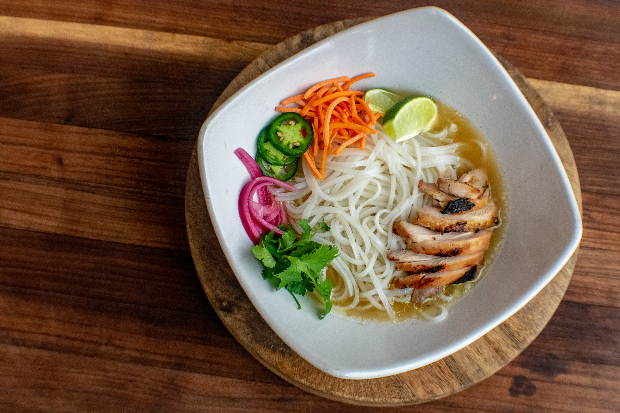 Lemongrass-Chicken Phở