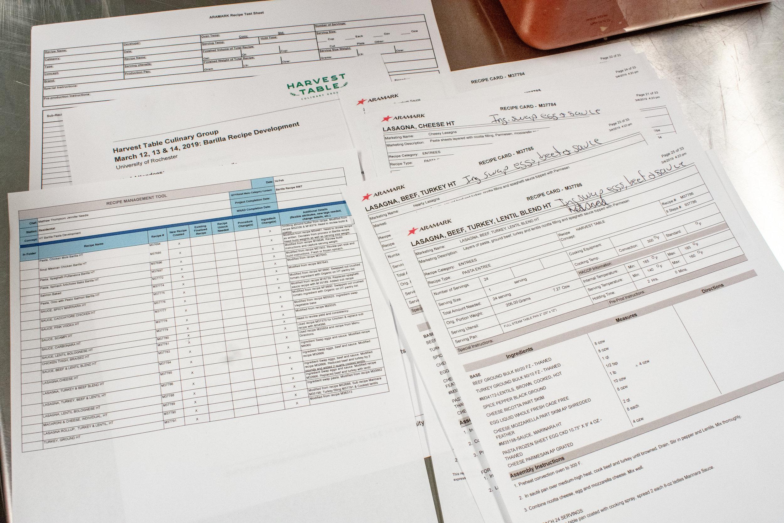Paperwork is unavoidable!