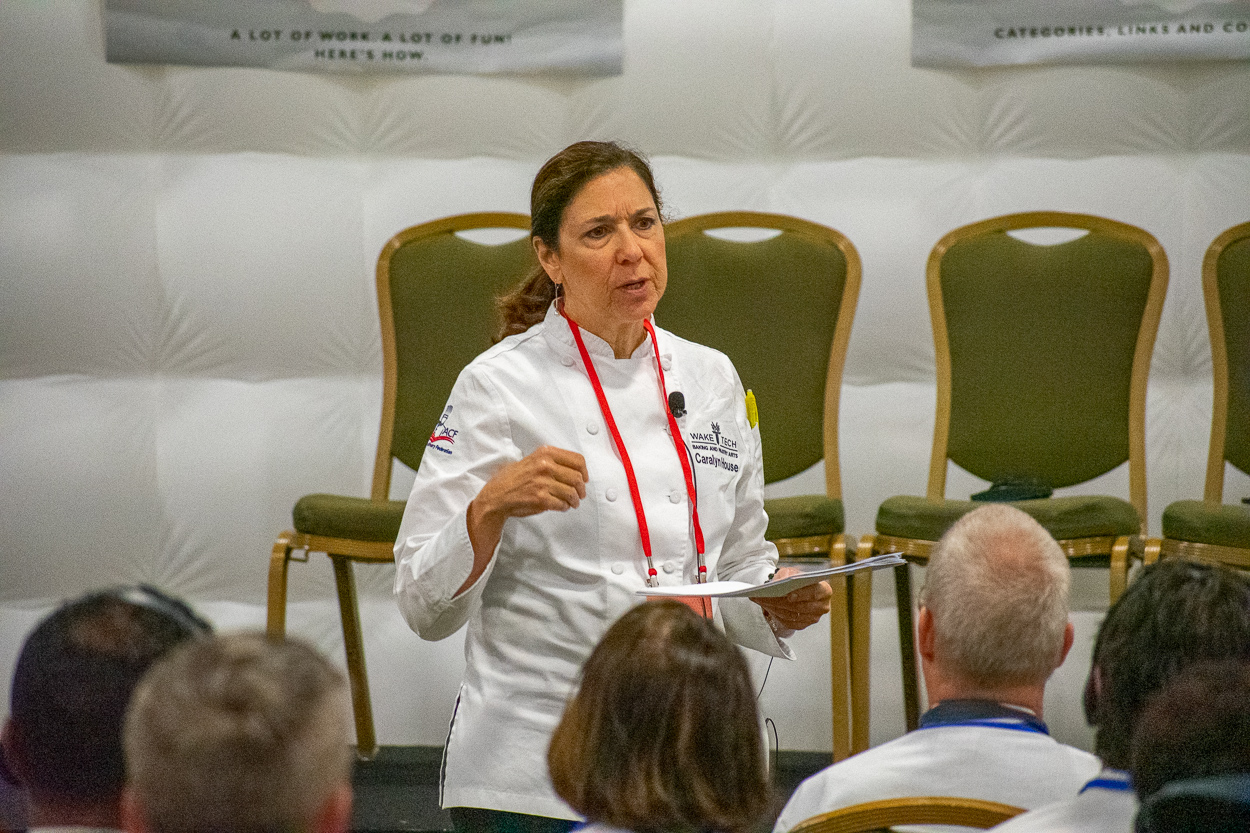 How to Organize a Successful Culinary Competition: Caralyn House