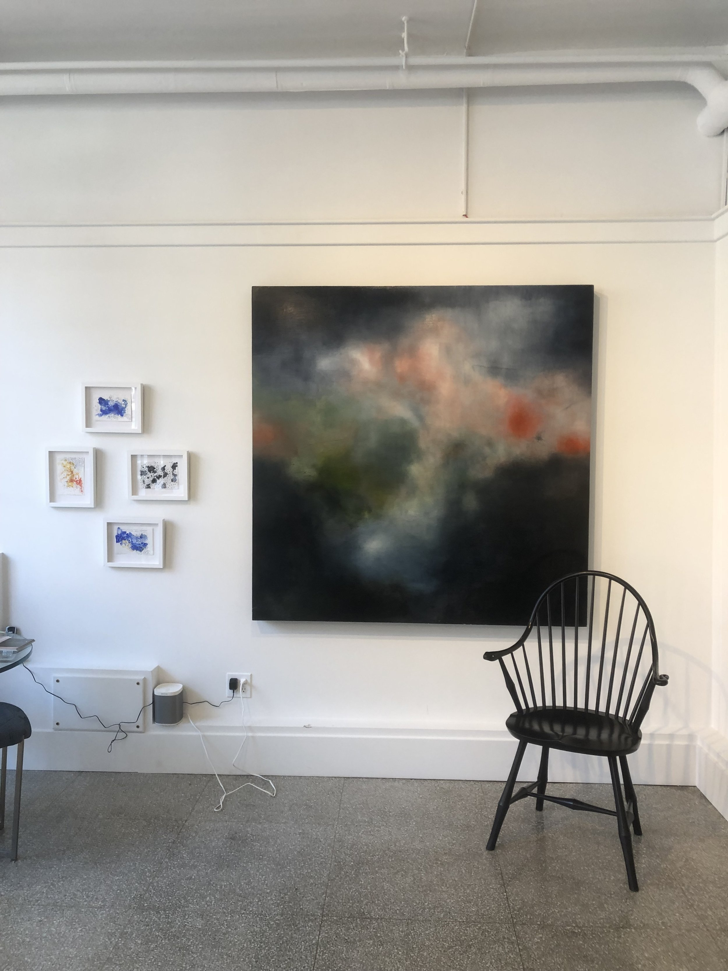 Circadian at Salon Design 126 Charles Street Boston MA 02114 Through August 25 2019