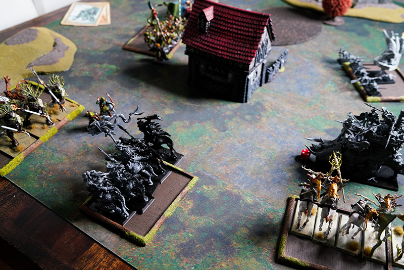 warhammer-fantasy-battle-report-lizardmen-vs-wood-elves-turn-3-movement