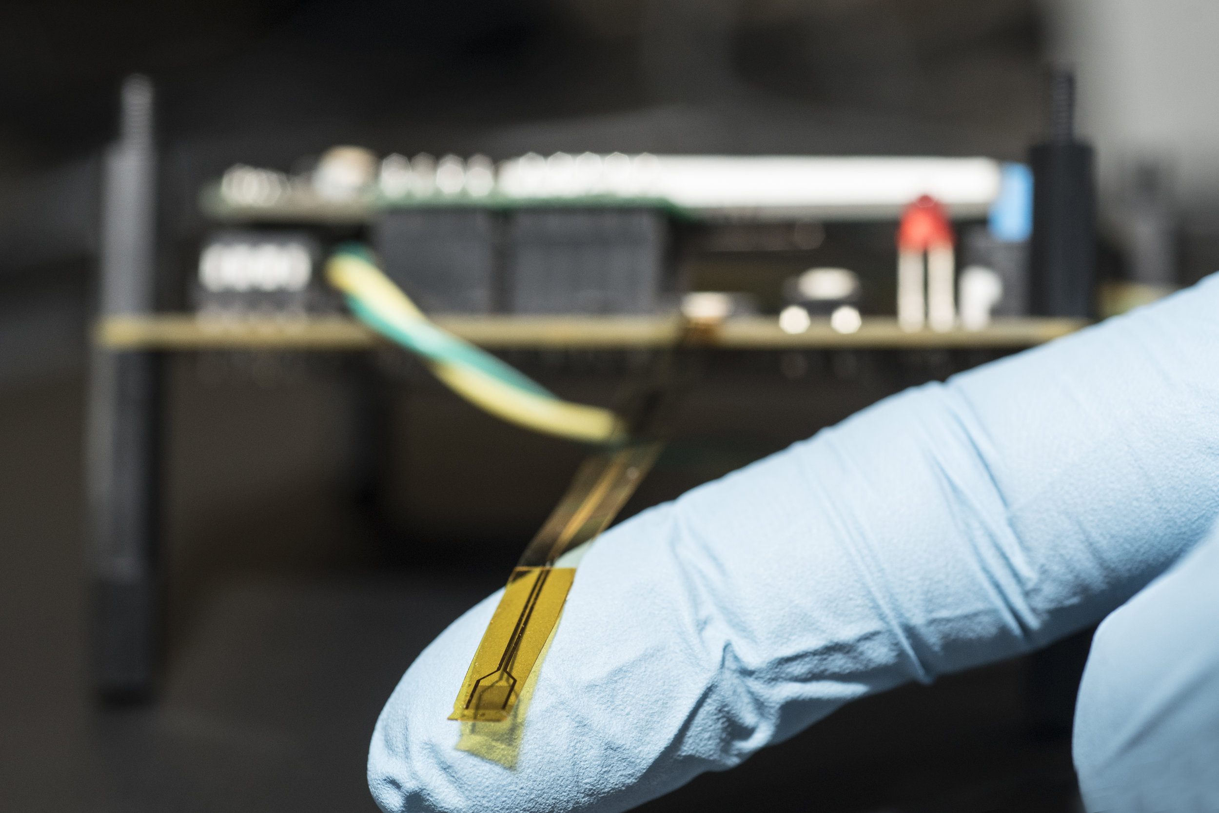 Artificial SKin Sensor by NEXT GENERATION SYSTEMS GROUP