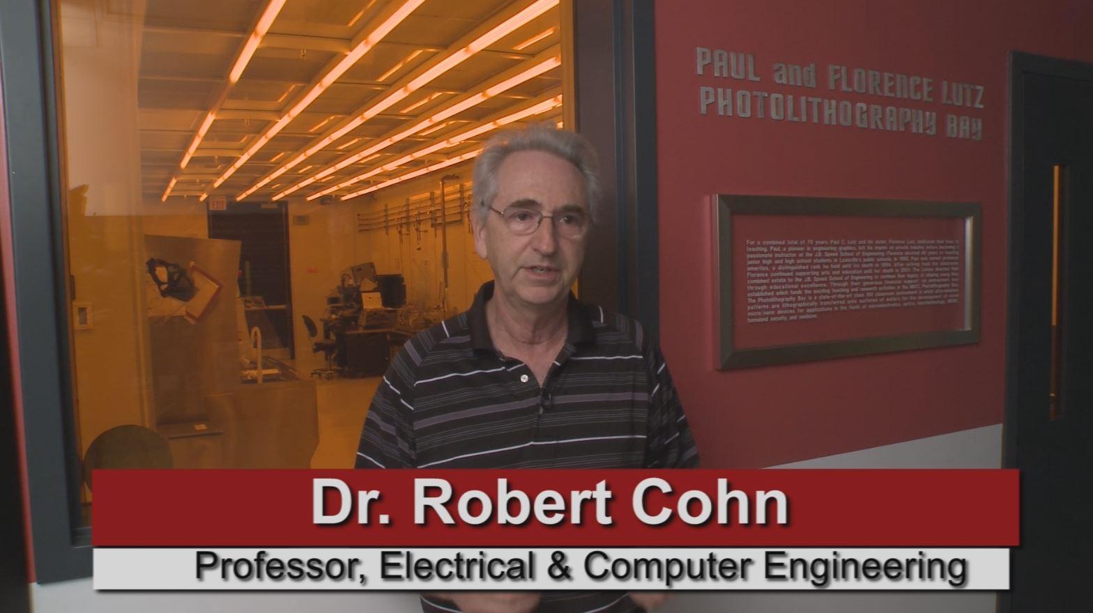 Nano Nuggets - Dr. Cohn - Bioengineered Materials and Soft Materilas