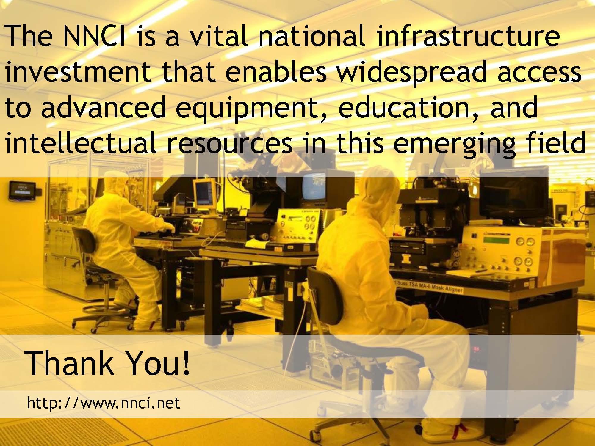 NSF 2017 NanoscienceGrantees Conf - NNCI presentation by Mark Allen_Page_20.jpg