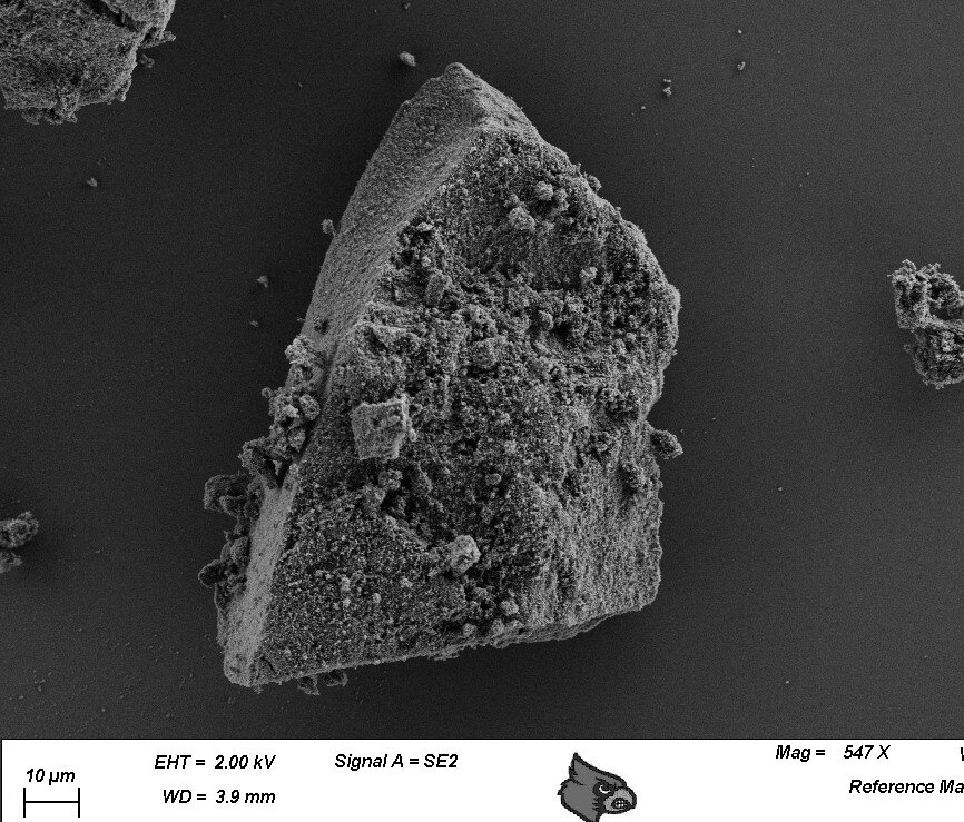 - Image by: Md Emtias ChowdhuryImage title: MOF Nanoparticle