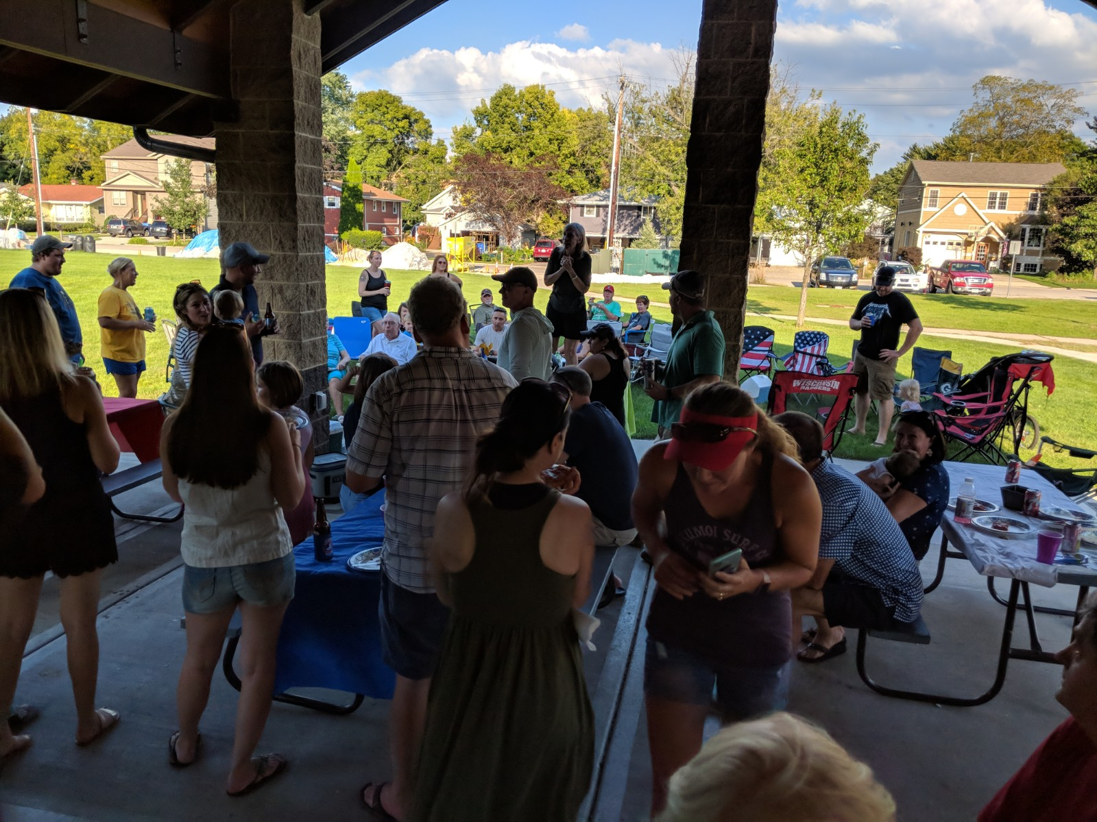 BellE Isle Neighborhood Meeting, September 16