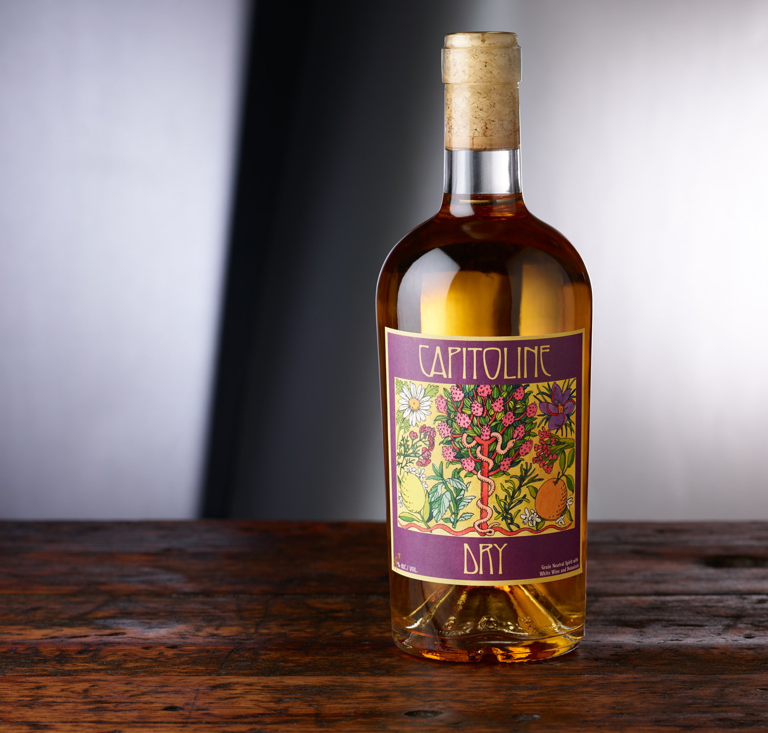Bottlings — Capitoline Vermouth & Aperitivi