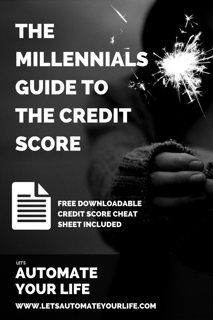 The Millennial's Guide to the Credit Score