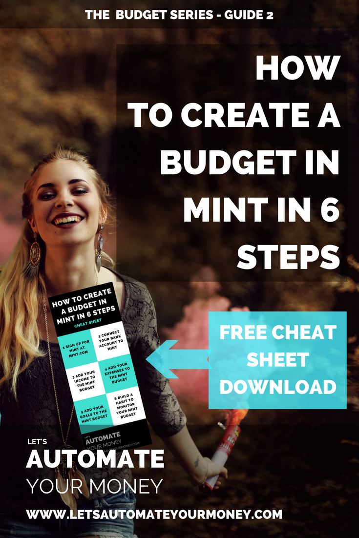 How to Create a Budget in Mint in 6 Steps