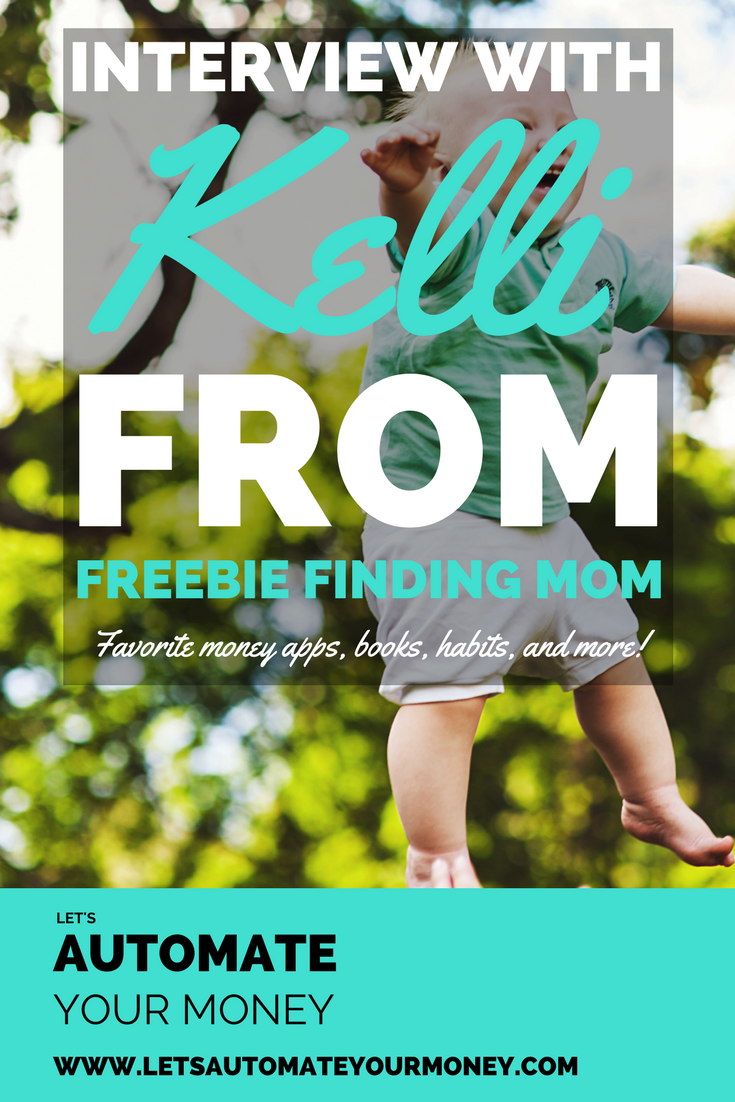 Interview With Kelli From Freebie Finding Mom