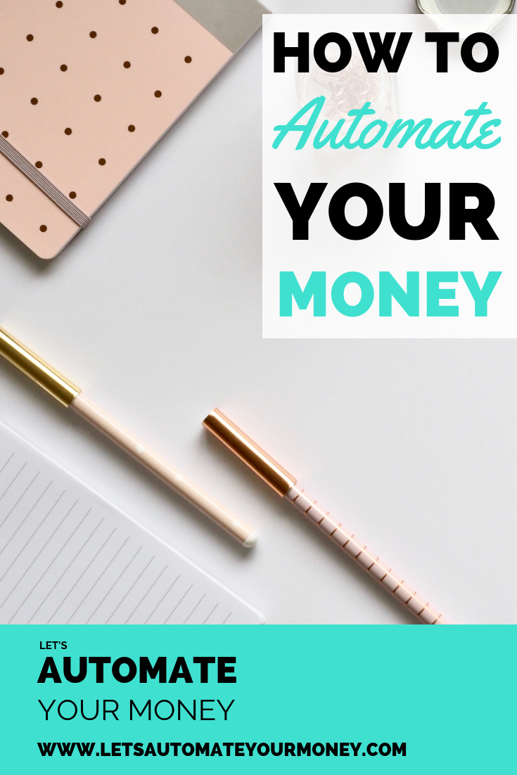 How to Automate Your Money