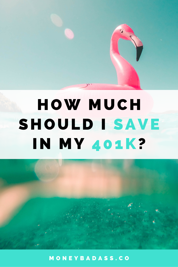 How Much Should I Save In My 401k