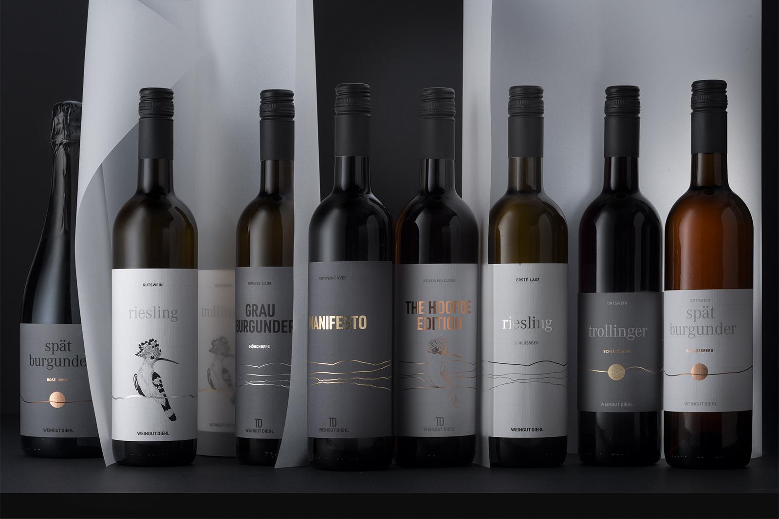 Alle Weinkategorien im Überblick.