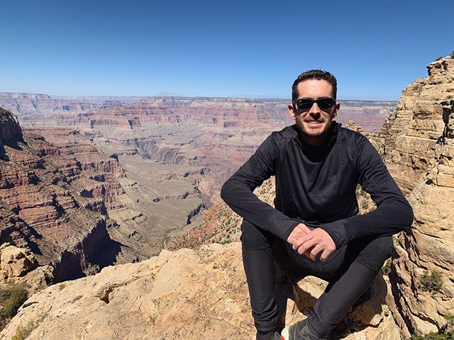 Flew out to Arizona before the rest of the band to visit a place I've had on my bucket list for a long time. The Grand Canyon was beyond beautiful and did not disappoint!
