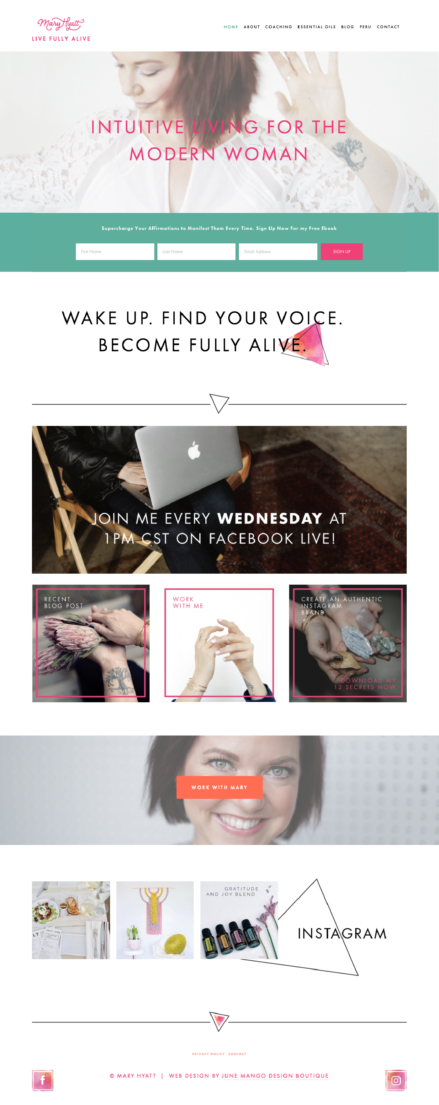 Mary-Hyatt-life-coach-go-live-in-5-web-design-homepage-01.png