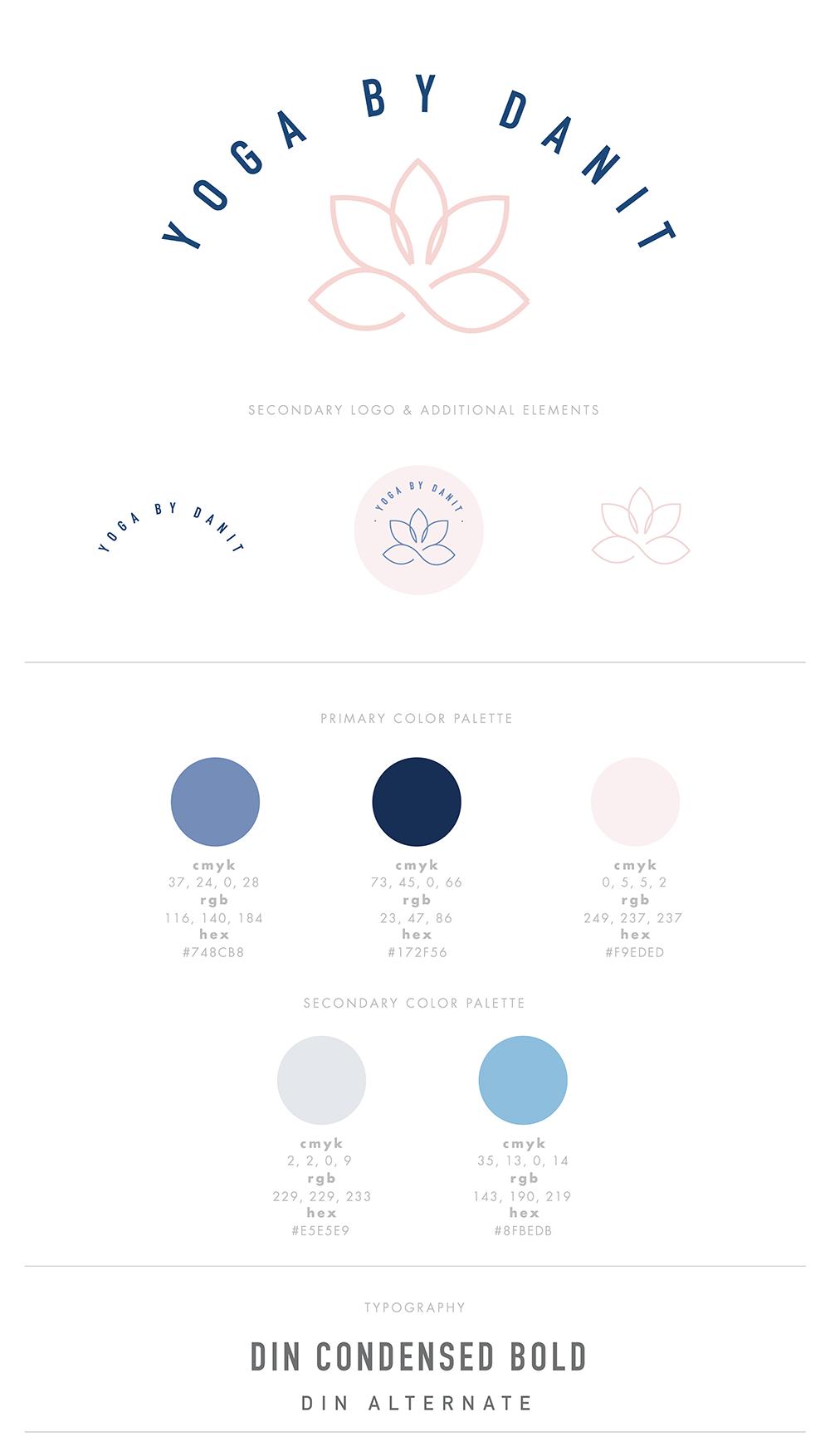 danit-yoga-web-design-logo-branding.pong