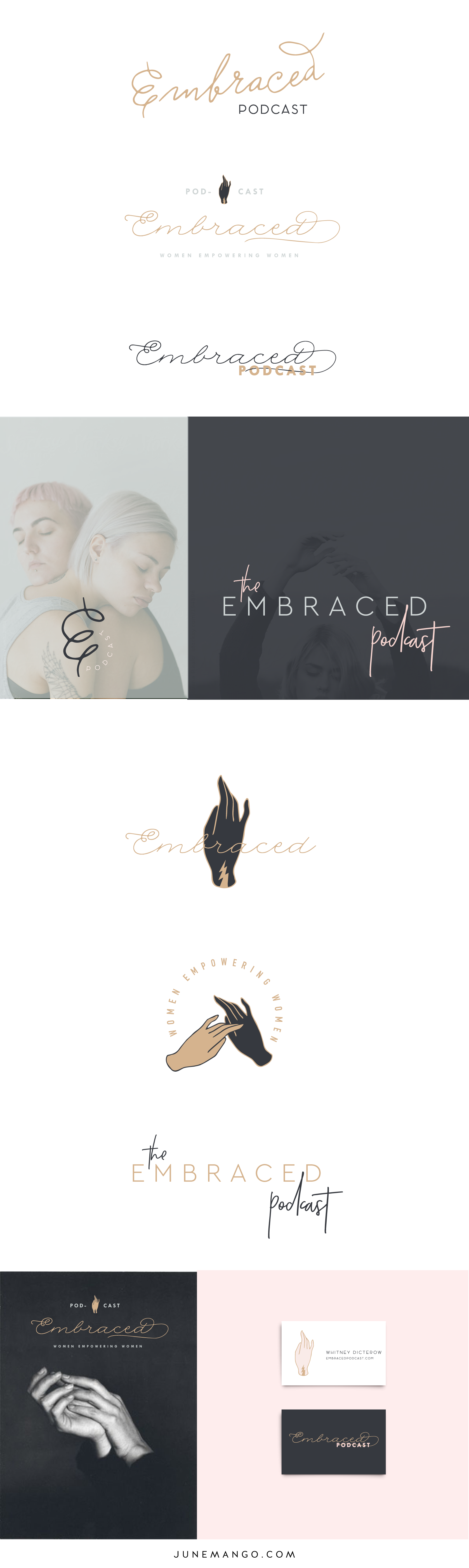 Embraced-women-empower-Podcast-Logo-Process.png