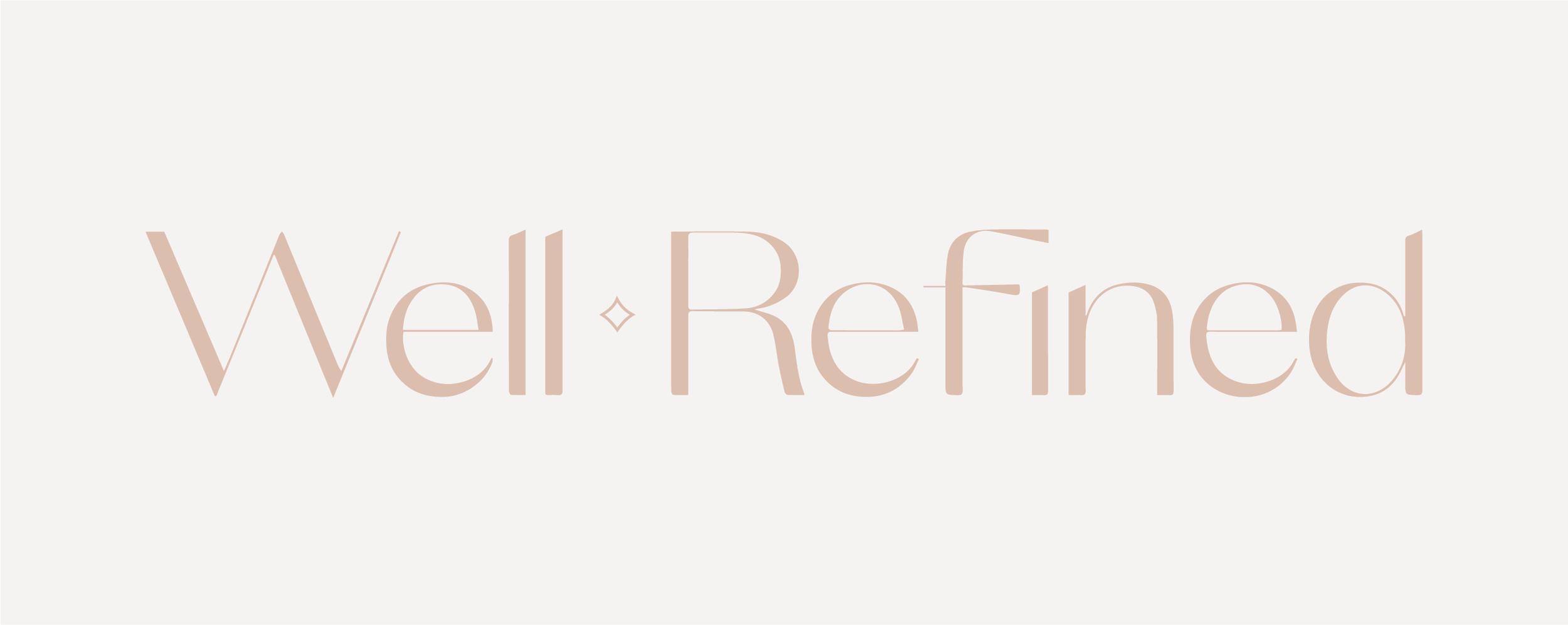 Well Refined Holistic Wellness Branding And Web Design June Mango Design