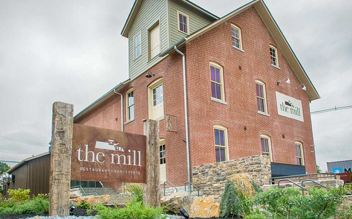 The Mill Restaurant (Hershey, PA)