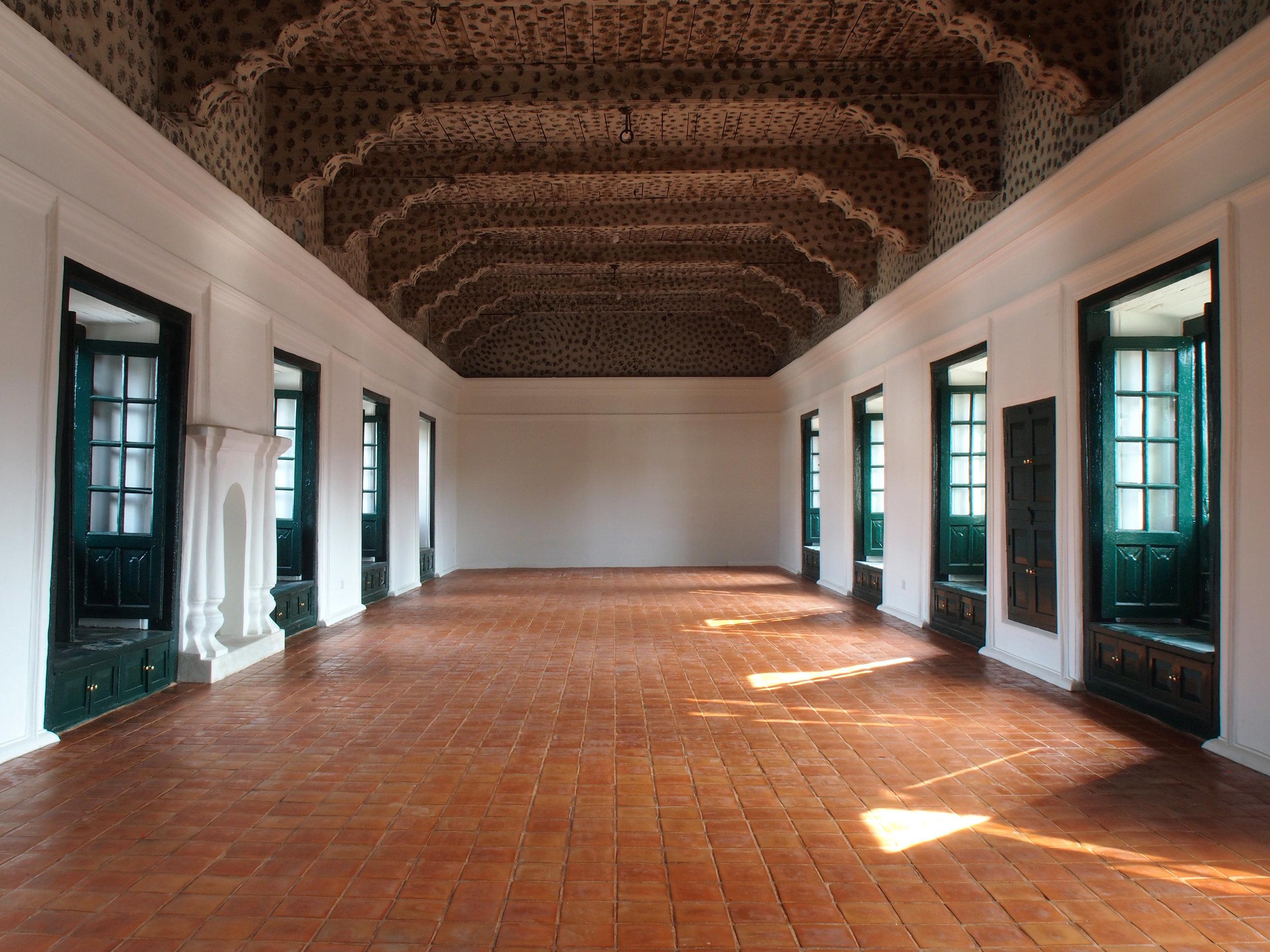 36 Bahadur Shah Palace Hall after.JPG