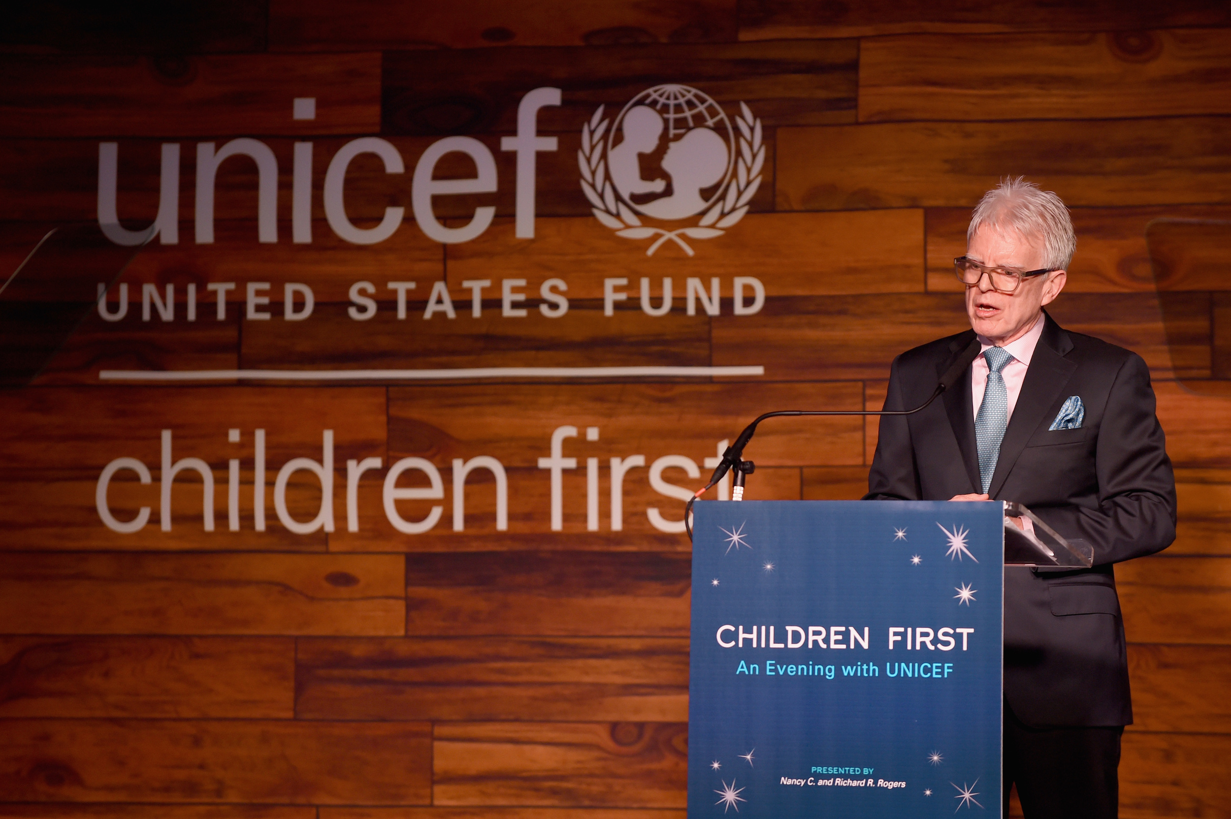 Pier 1 Imports CEO, Alex Smith (Photo by Cooper Neill/Getty Images for U.S. Fund for UNICEF)