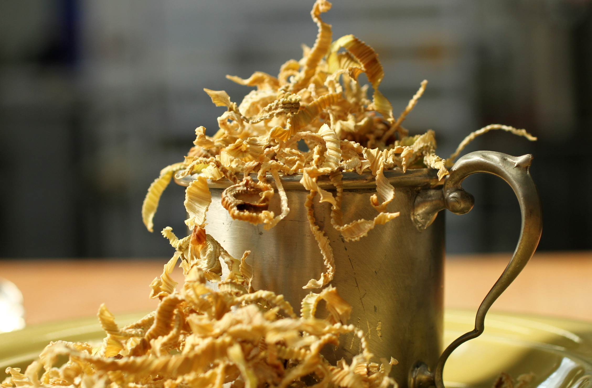 dehydrated fennel adds crisp crunch and fragrant flavor to any meal