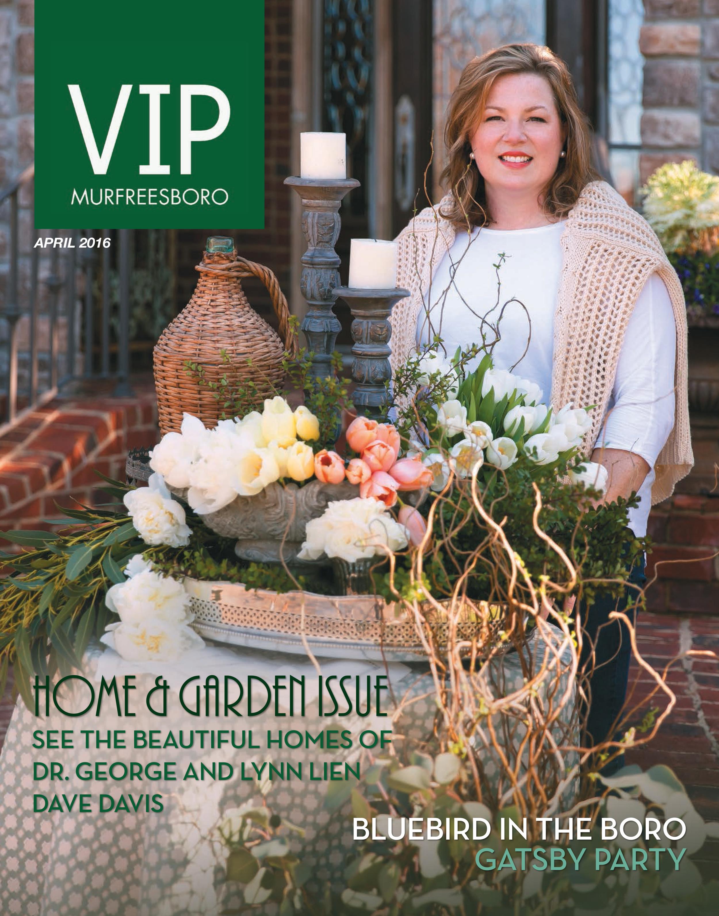 VIP Murfreesboro Magazine