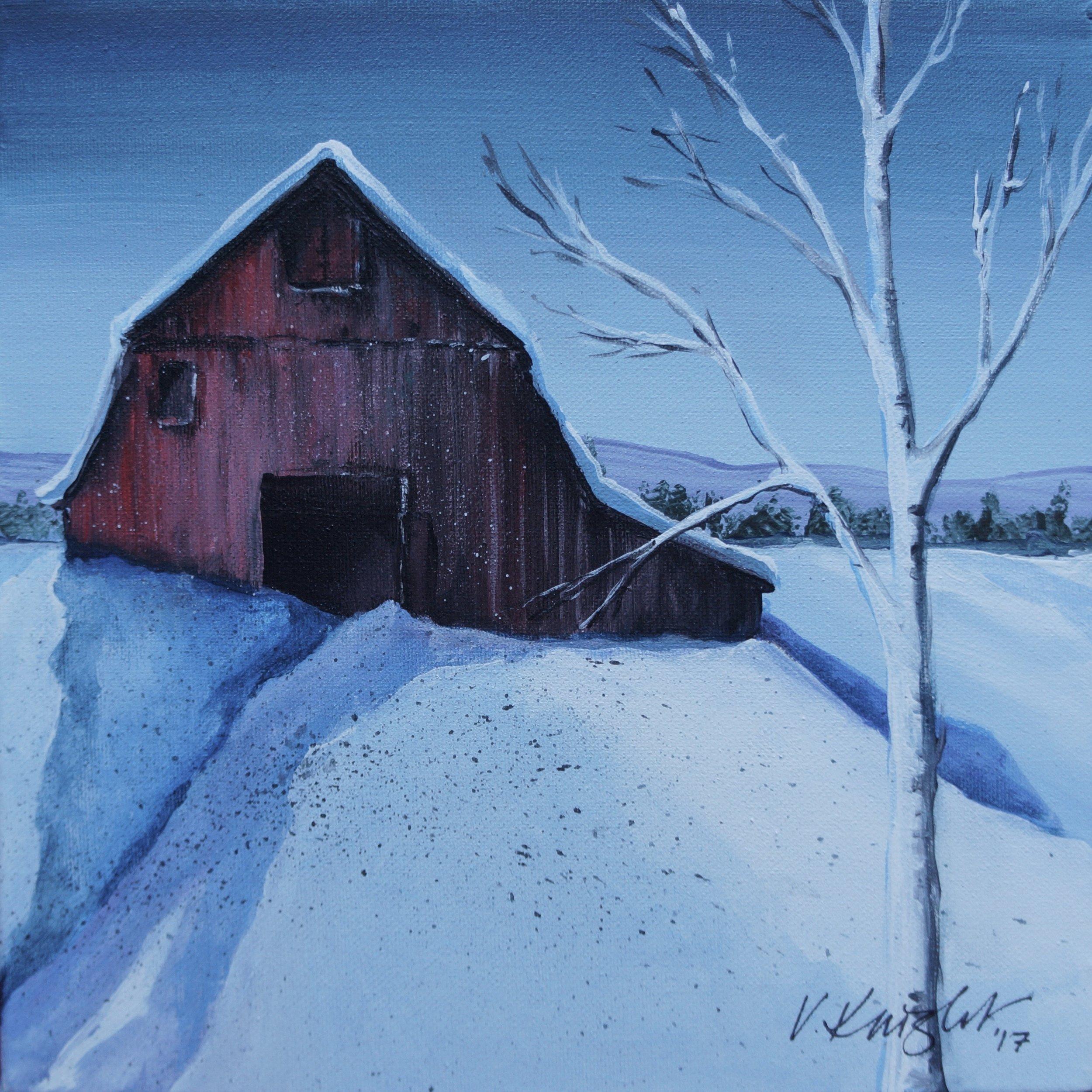 Red Barn '17