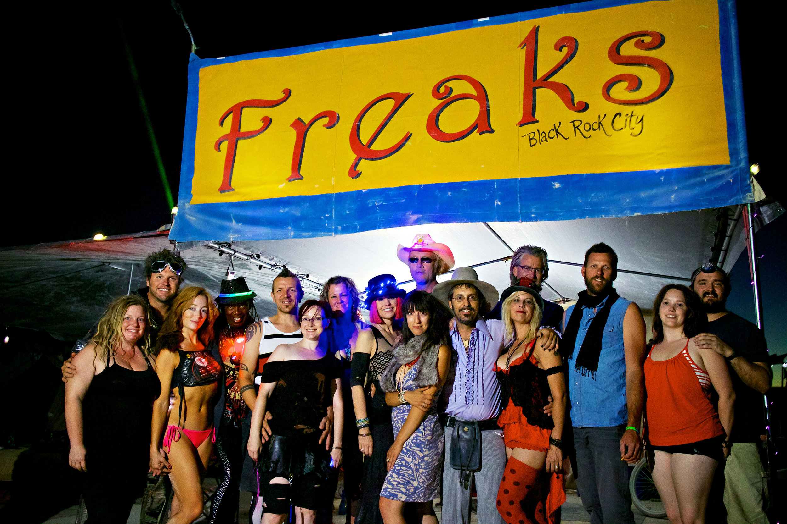 Freaks Camp 2013