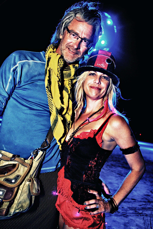 Scott & Chelle, 2013