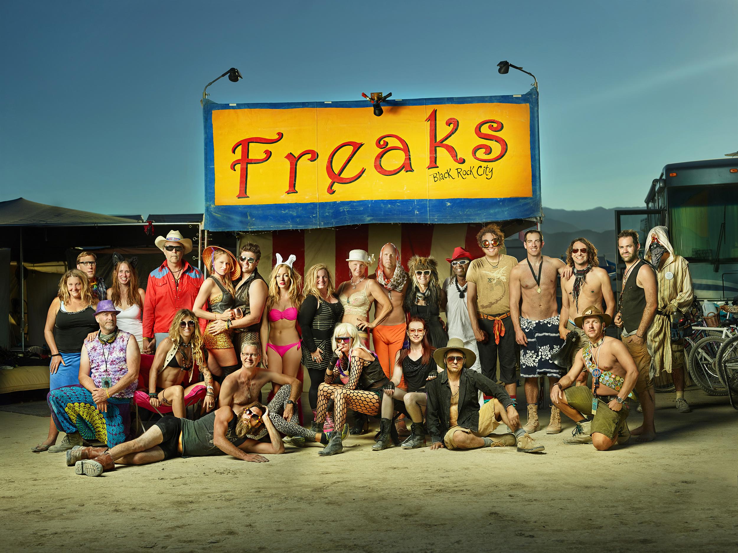 The 2014 crew. Photo courtesy  RJ Kern