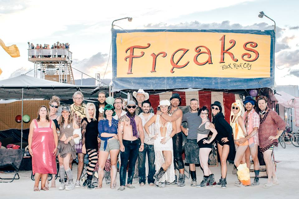 Freaks Camp 2015