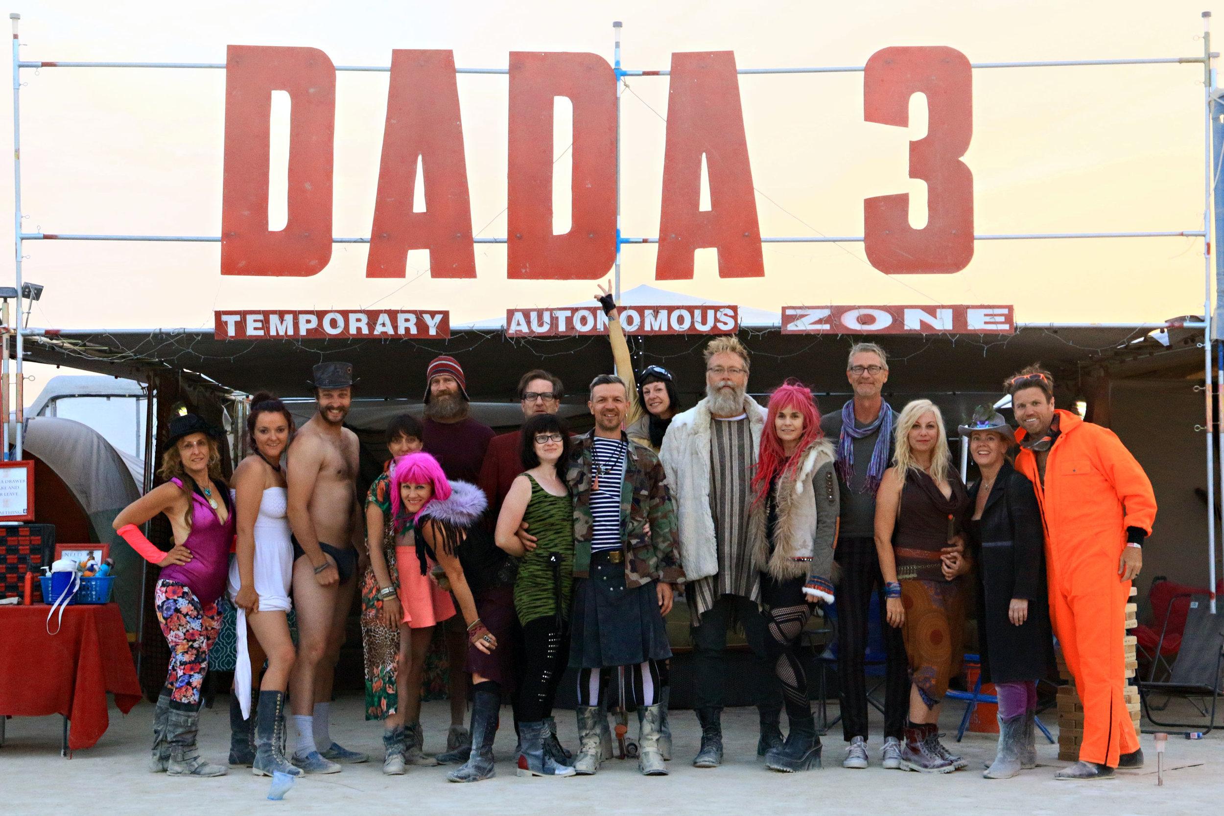 2016 crew at Dada 3