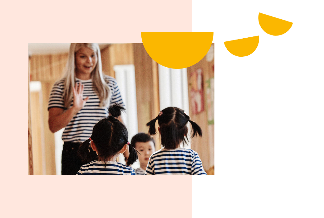 Rich language environment - English language in HEI Schools is taught by using two languages together throughout instruction, native language and English. This method is widely recognized all over the world as an effective way for children to learn another language.