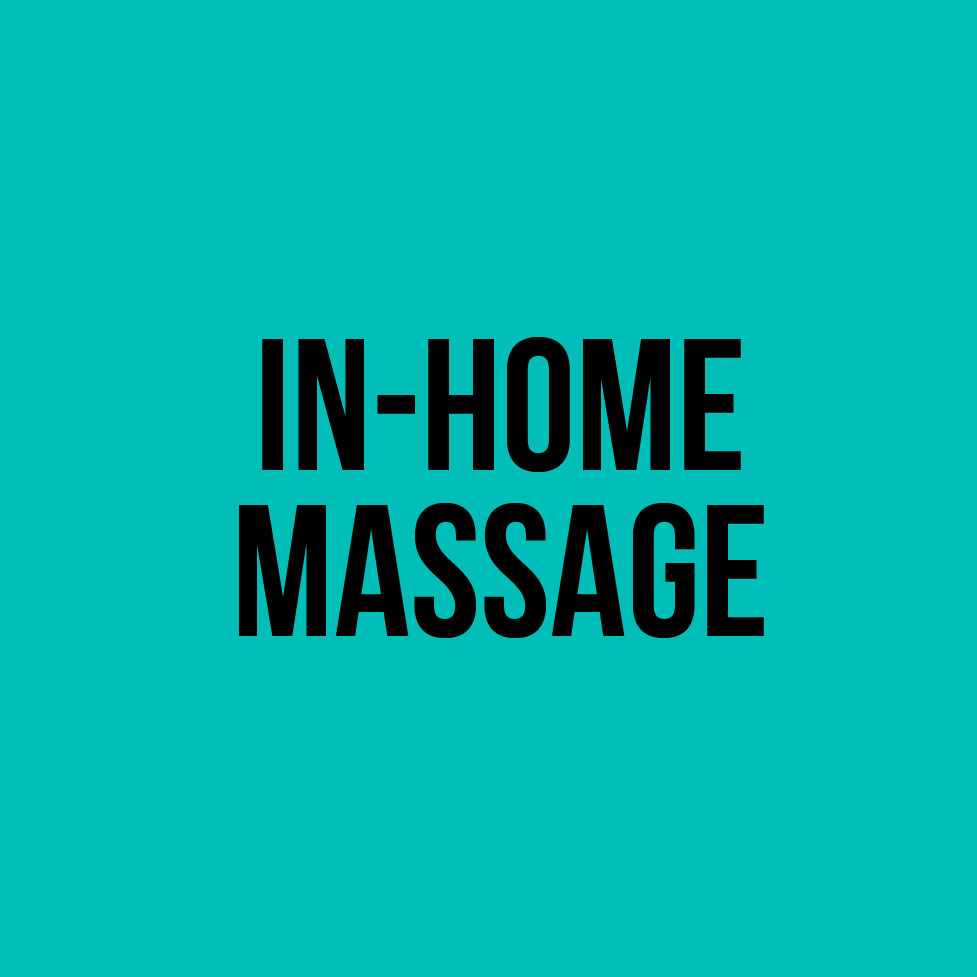 in-home massage in Woodbury