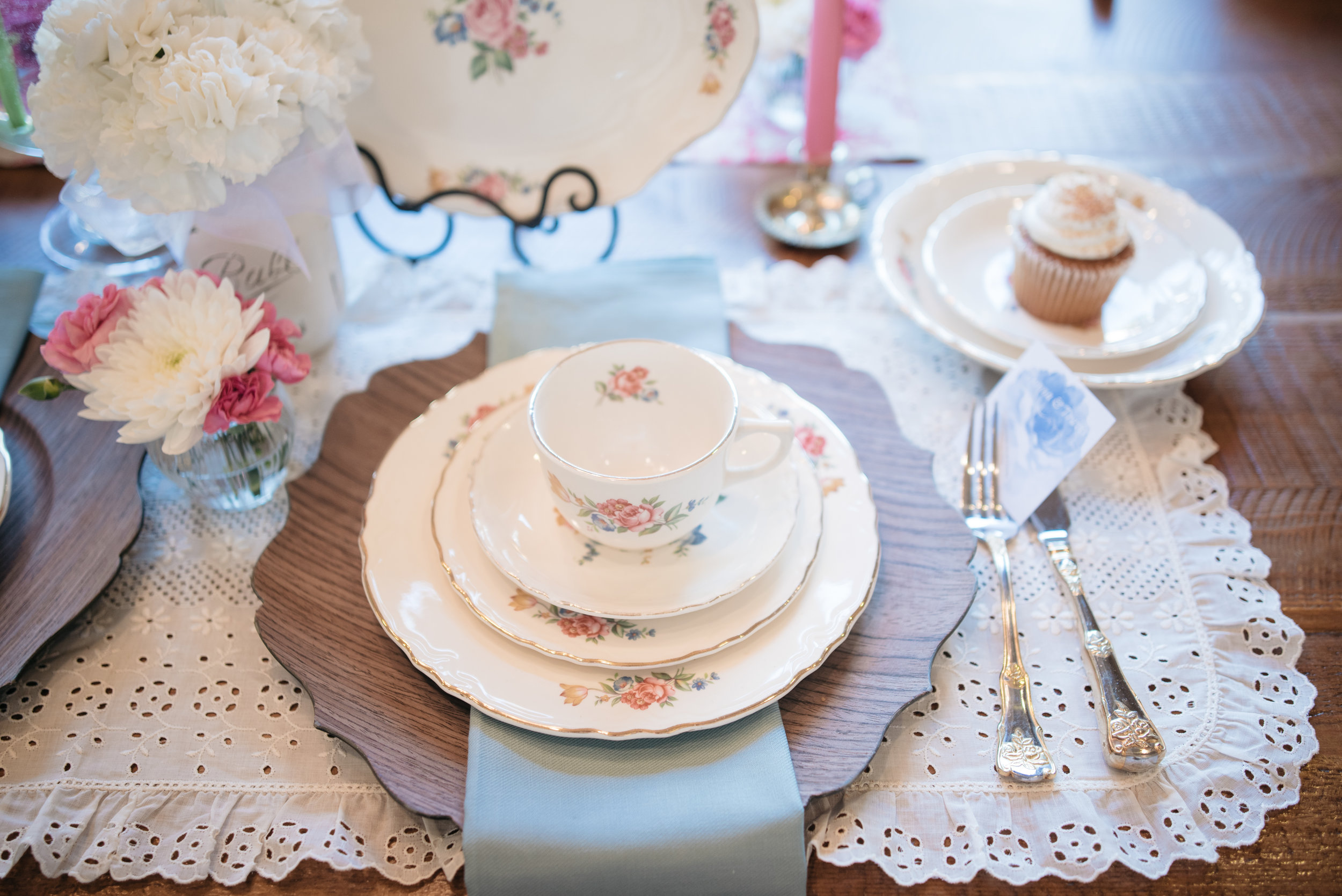 Southern & Sweet Place Setting