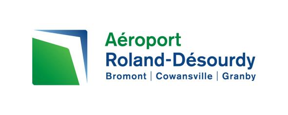 Logo aeroport Roland-Desourdy